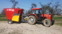 Ursus 4514 + Metal Fach T 659