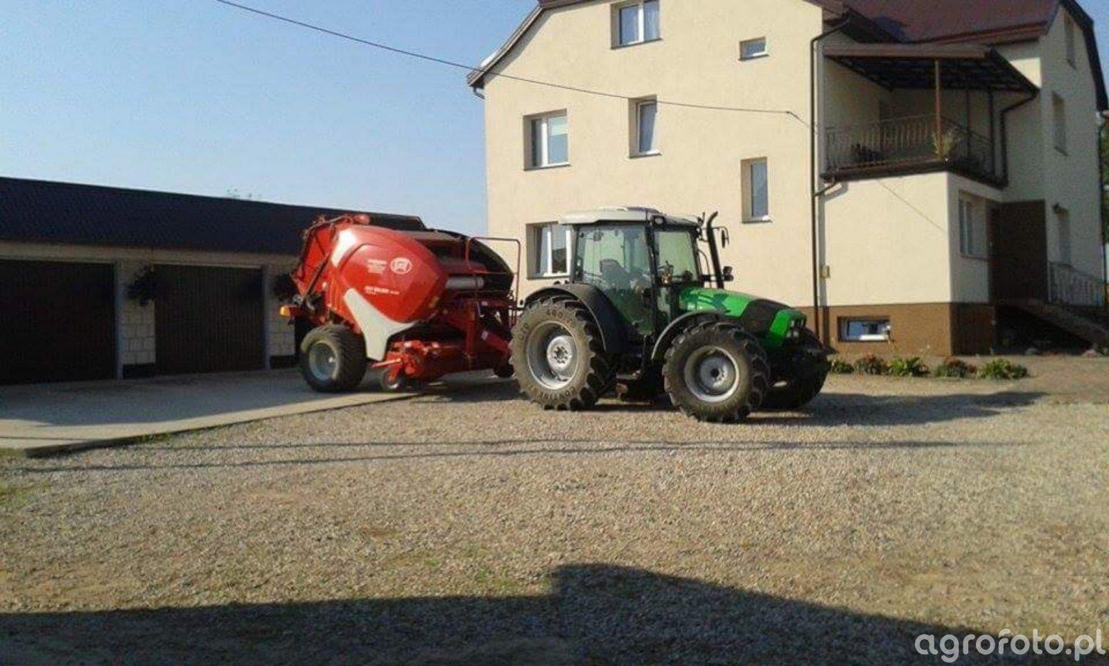 Deutz-Fahr & Lely RP445