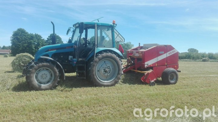 Pronar 82A & Metal-Fach Z562