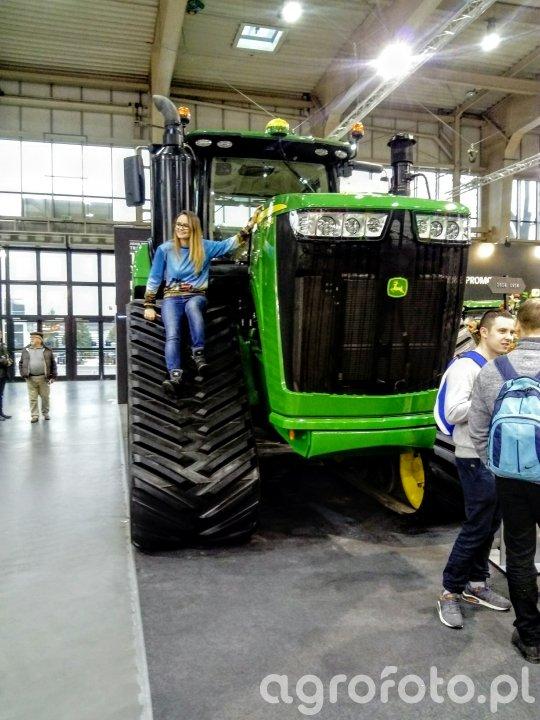 """John Deere 9620 RX """"Rex"""" i TractorMania"""