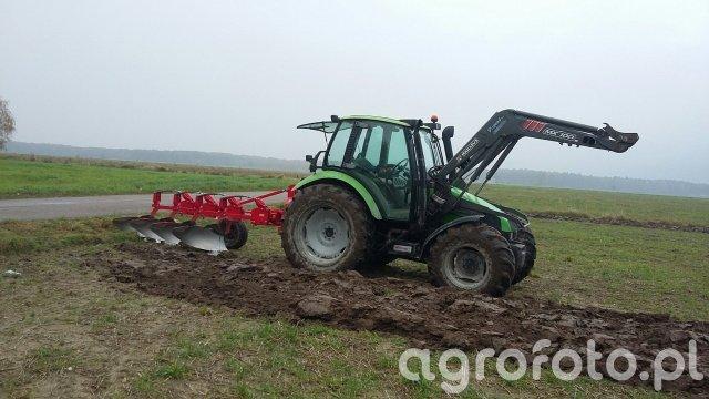 Deutz-Fahr Agrotron i Staltech