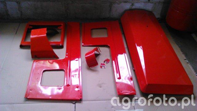 Elementy karoserii  Zetor 6045