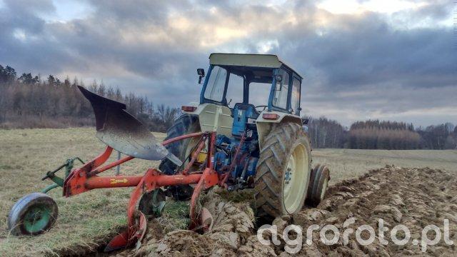 Ford 5000 & Kverneland Hydrein