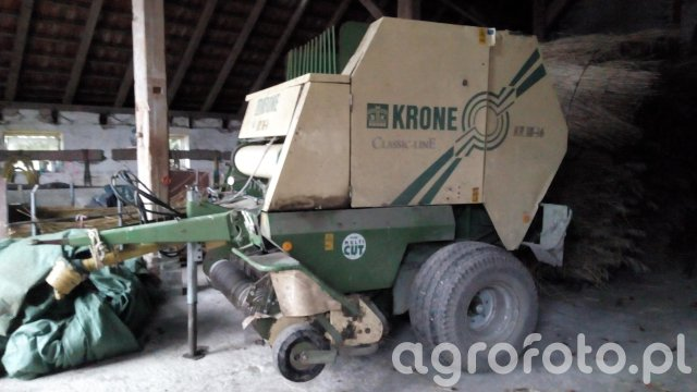 Krone KR 10-16