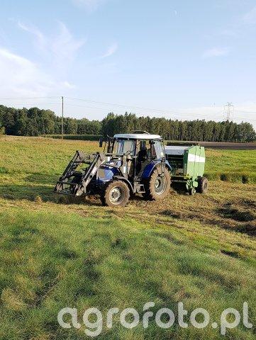 Farmtrac 685dt + Sipma z-590/1