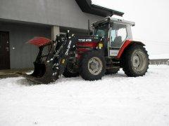MF 3060 & Metal-Technik Tytan MT02