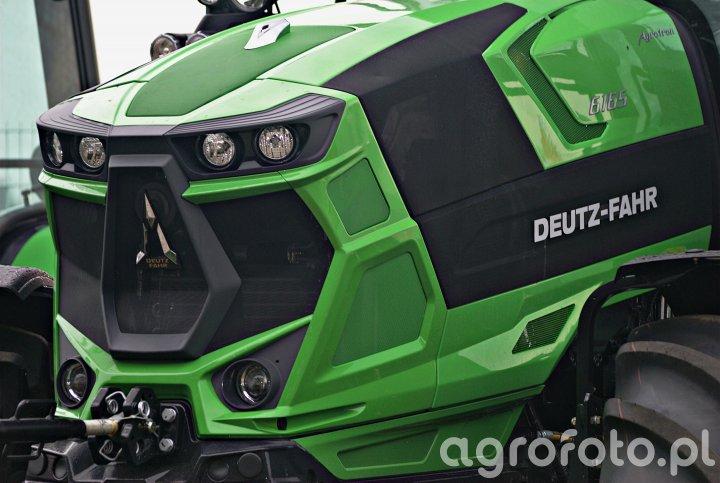 Deutz-Fahr 6165 Agrotron