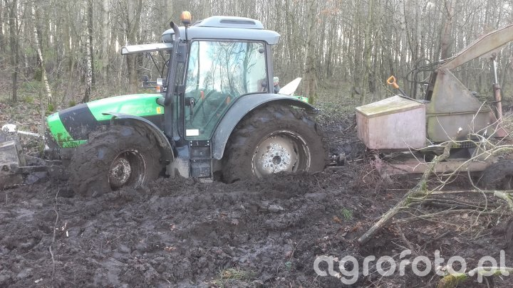 Deutz-Fahr Agrofarm  430 DT