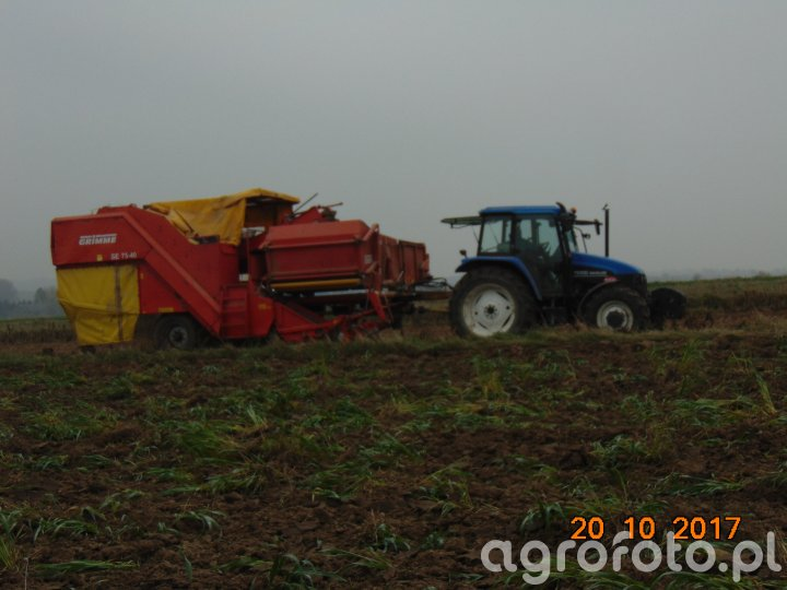 Grimme 7540 i New TS100