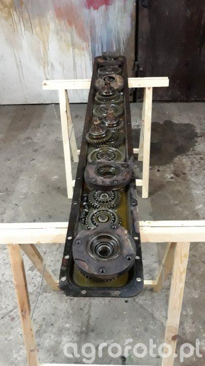 Kosiarka Dyskowa Kuhn GMD 44 remont