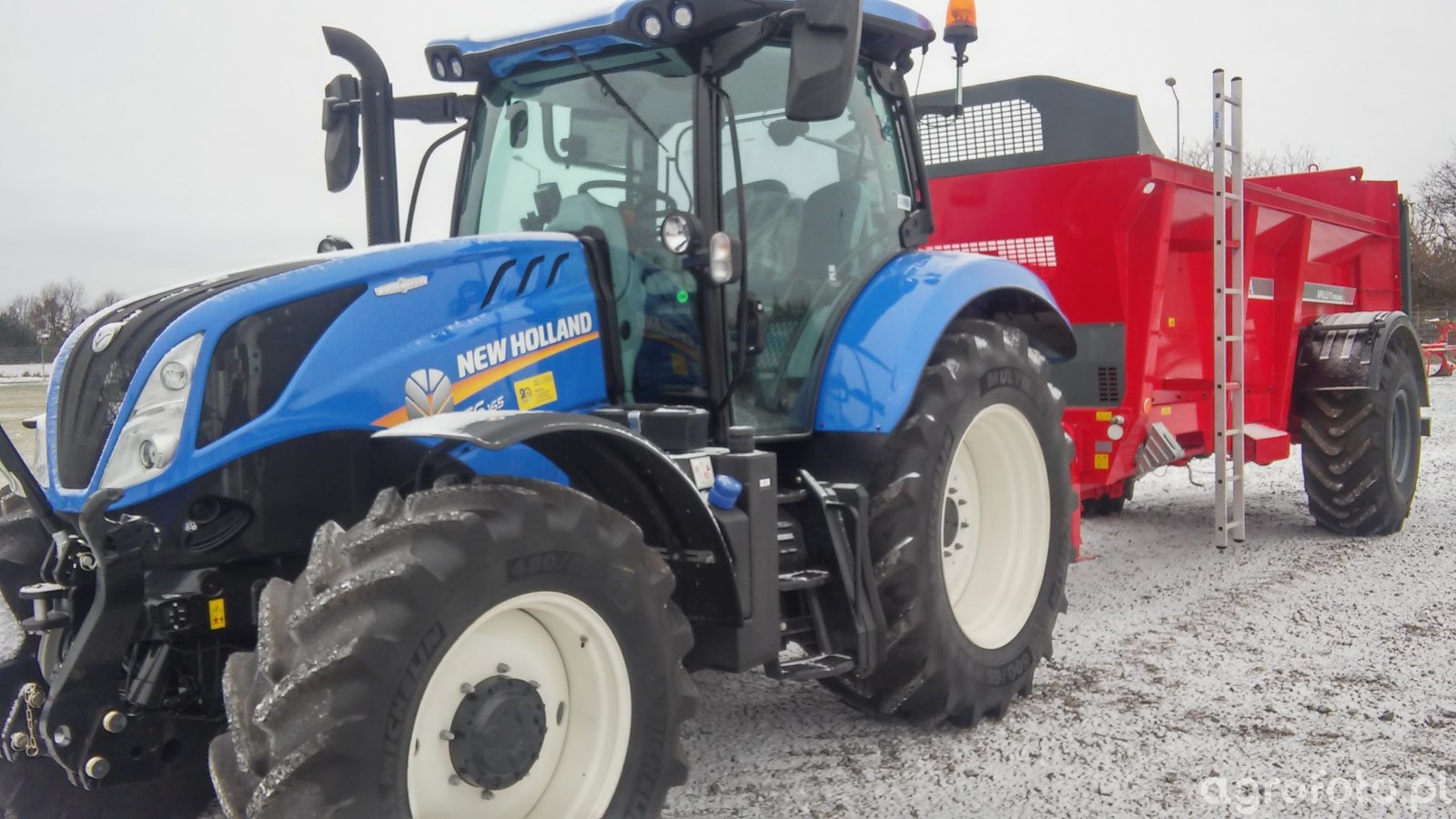New Holland T6.165 AC