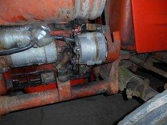 Władymirec T25A alternator