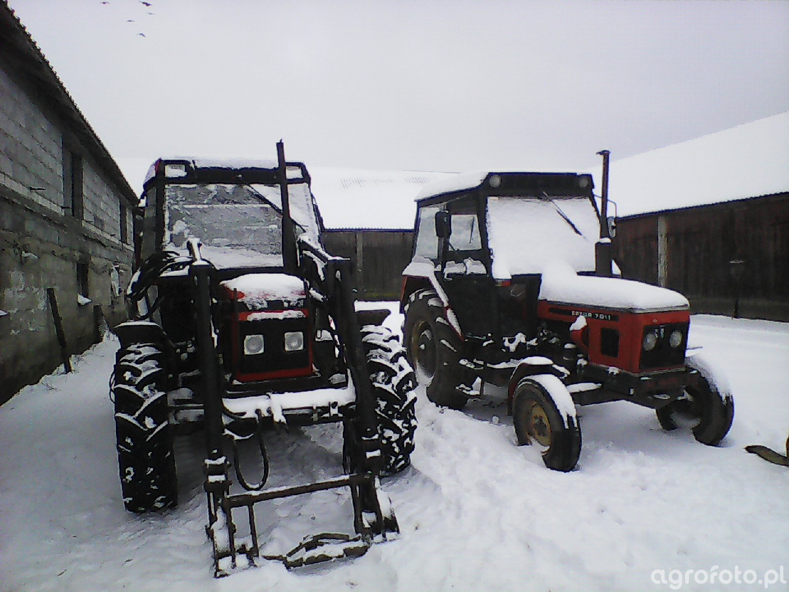 Zetor 5340 & 7011