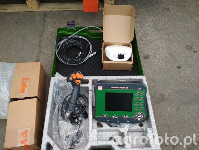 Amatron 3, Amapilot i GPS