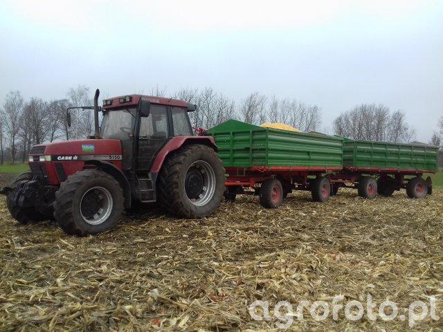 Case 5150 Brandys Bss 9 ton i 8 ton