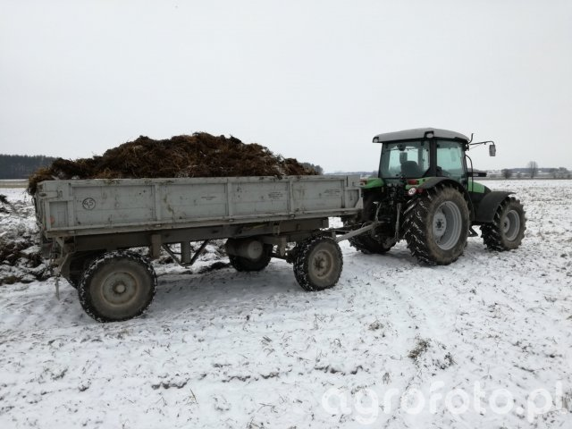 Deutz Fahr Agrofarm 410