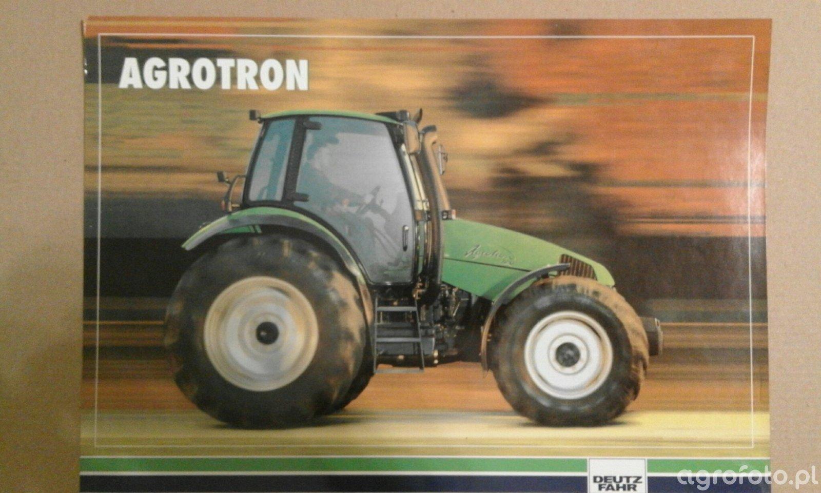Deutz Fahr Agrotron