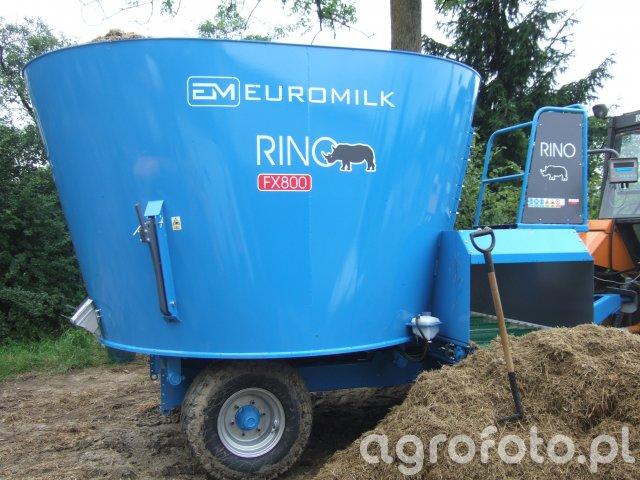 Euromilk RINO FX800