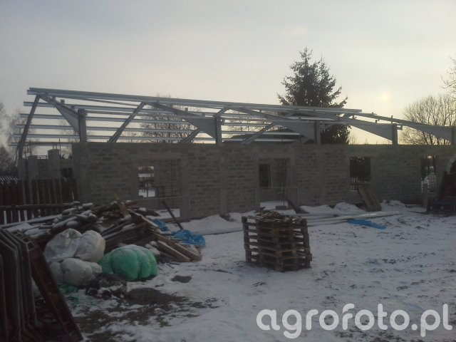 Konstrukcja dachowa