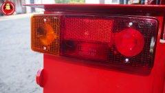 Lampa zespolona żarówkowa firmy DIORA