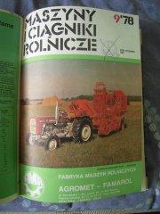 Maszyny i Ciągniki Rolnicze