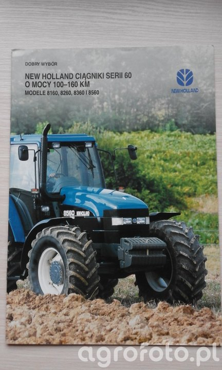 New Holland  Seria 60