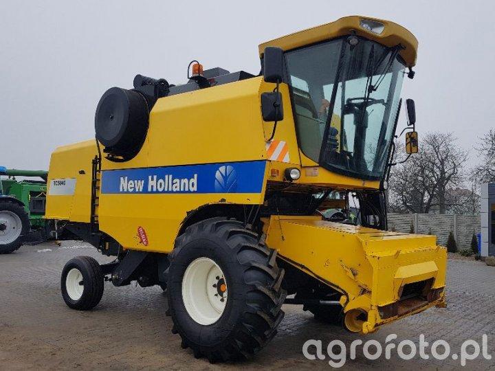 New Holland TC5040 2010