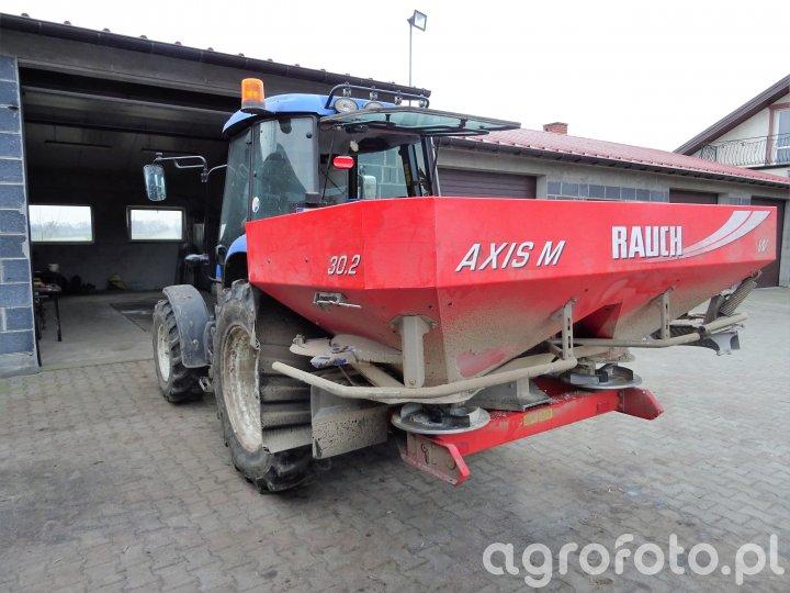 RAUCH AXIS 30.2 W VariSpread