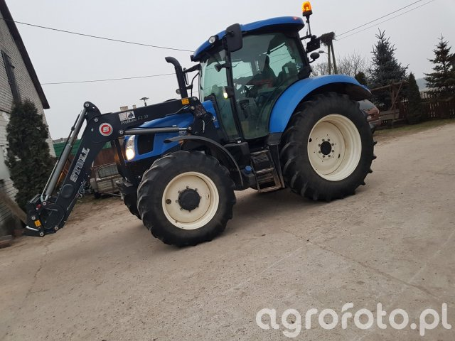 New Holland & Stoll fz30