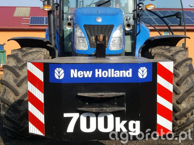 New holland obciążnik