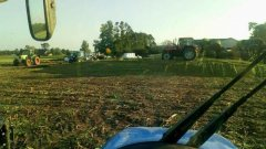 New Holland T4 75 , New Holland TD5040 & Ursus 4514 & Claas