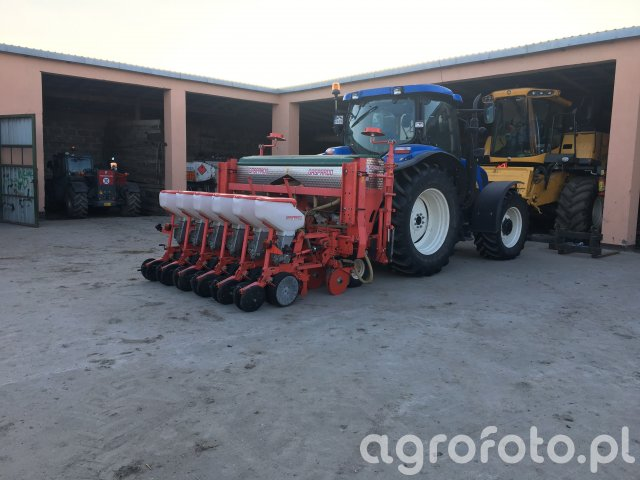 New Holland T6070 I Gaspardo MAGA