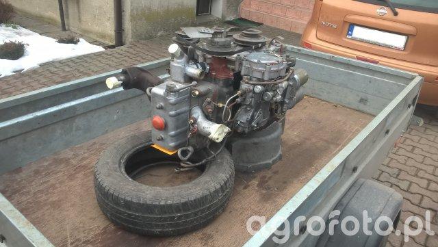 Silnik do Ursusa C330M