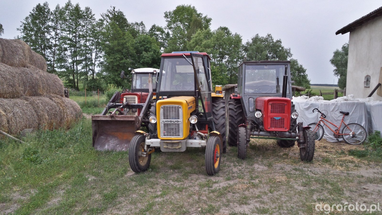 Ursusy C-355, C-360 i C-4011