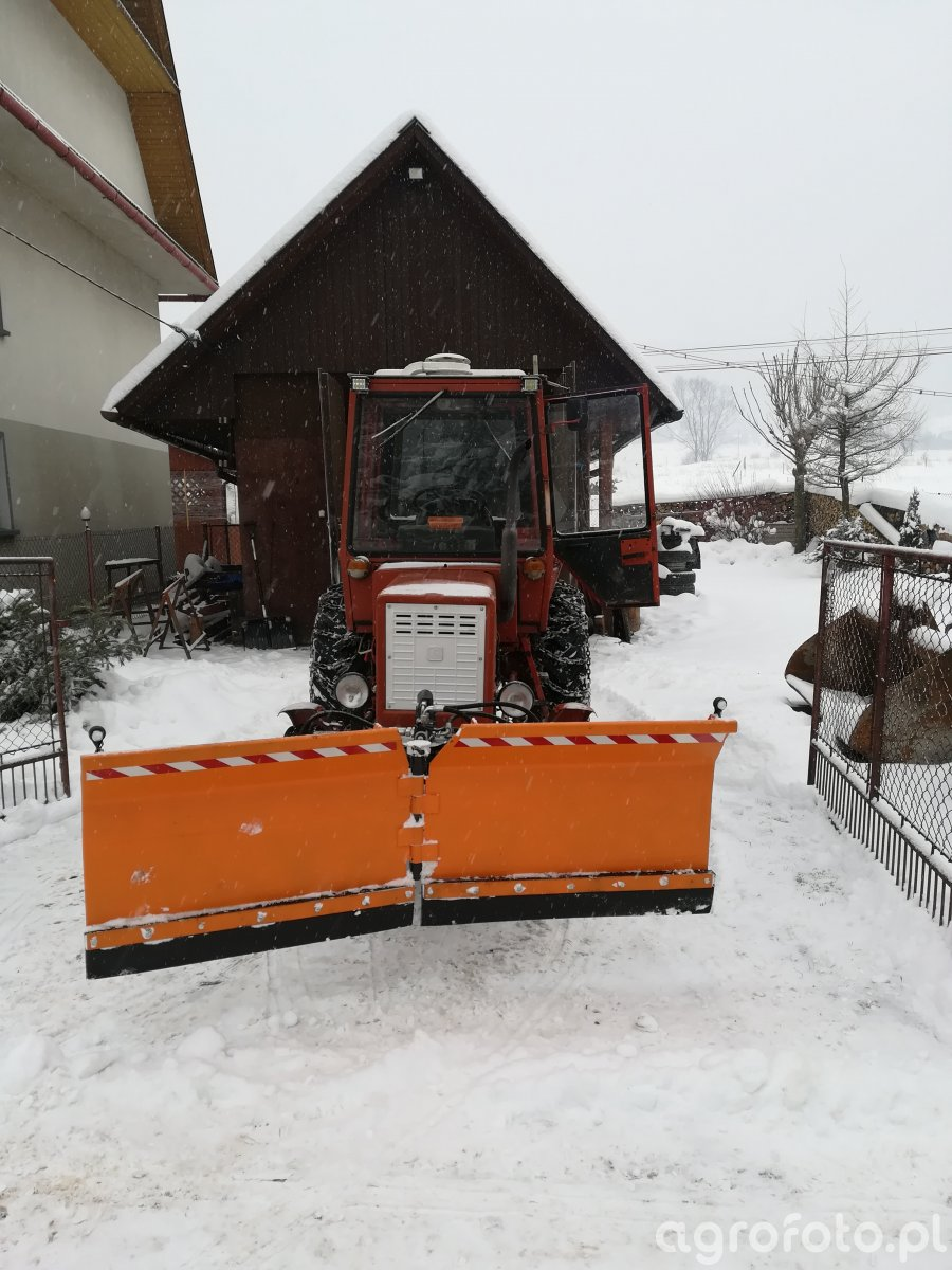 Władimir i pług śnieżny