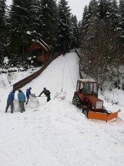 Władimirec & pług śnieżny