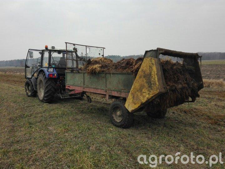Farmtrac 675Dt + warfarma