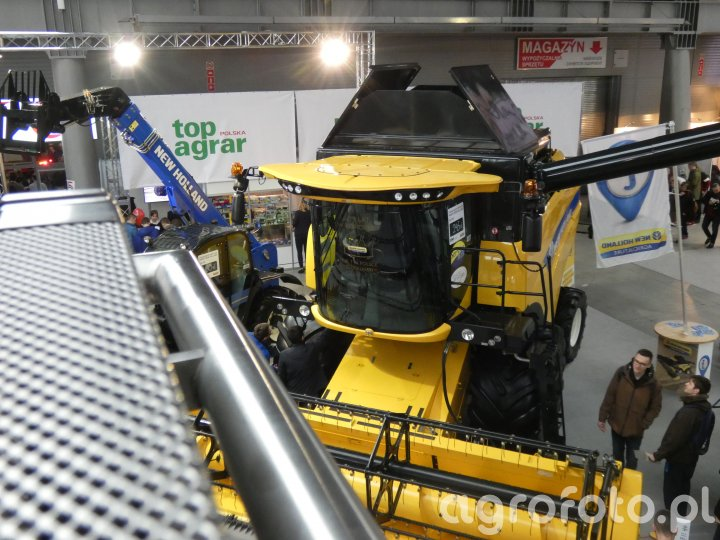 AgroTech 2018, New Holland