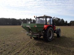Farmtrac 690dt + sipma
