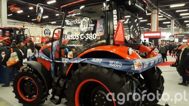 AgroTech 2018 Ursus C-380
