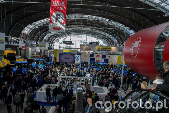 AgroTech Kielce 2018 - wystawa