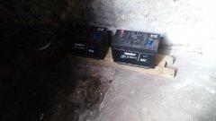Akumulatory Autopart Galaxy Plus  195Ah  6V  1000A
