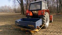 Bogballe DZ 750