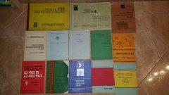 Instrukcje i katalogi części do przyczep