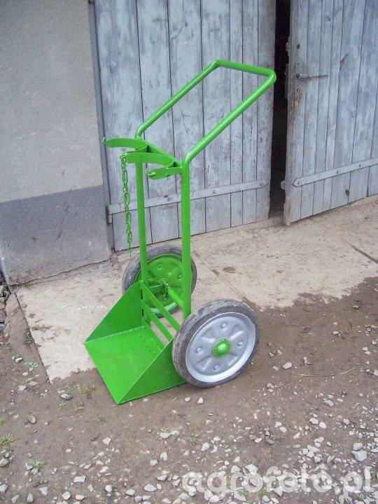 Wózek Pod butle