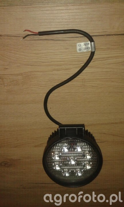 Halogen LED HALOGEN / 27W 9 Diodowy
