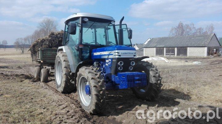 Farmtrac 6075 Heritage