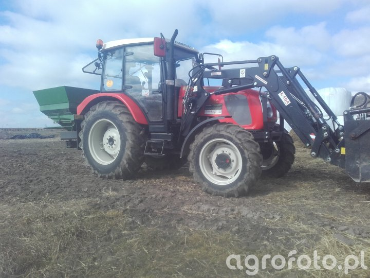 Farmtrac 675king