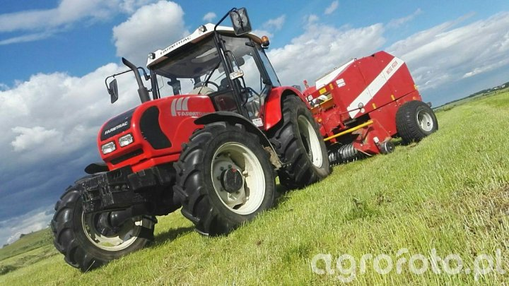 Farmtrac 690dt i Metal-Fach