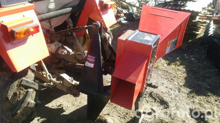 Rębak Remet CNC R120